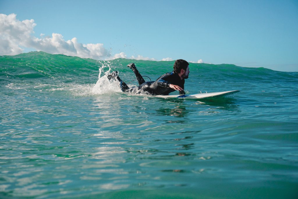 Cosa vedere a Napoli - Anche tanto sport e onde per gli appassionati di surf