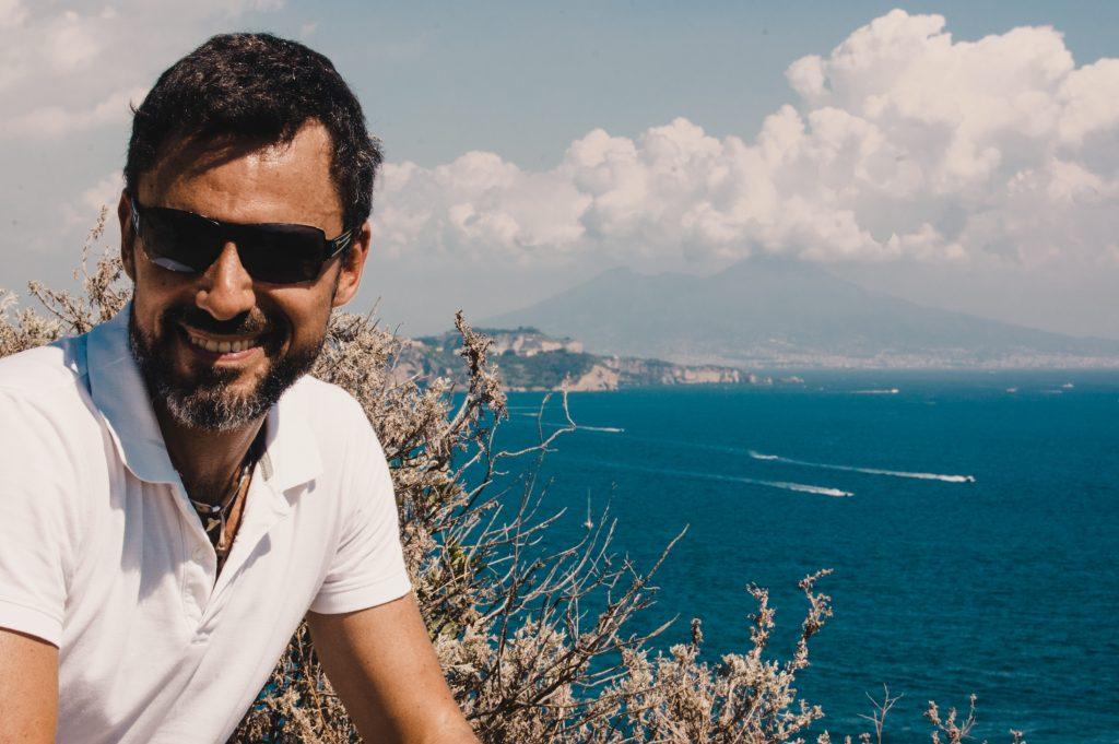 Una delle mie viste preferite di Napoli - Faro di  Capo Miseno