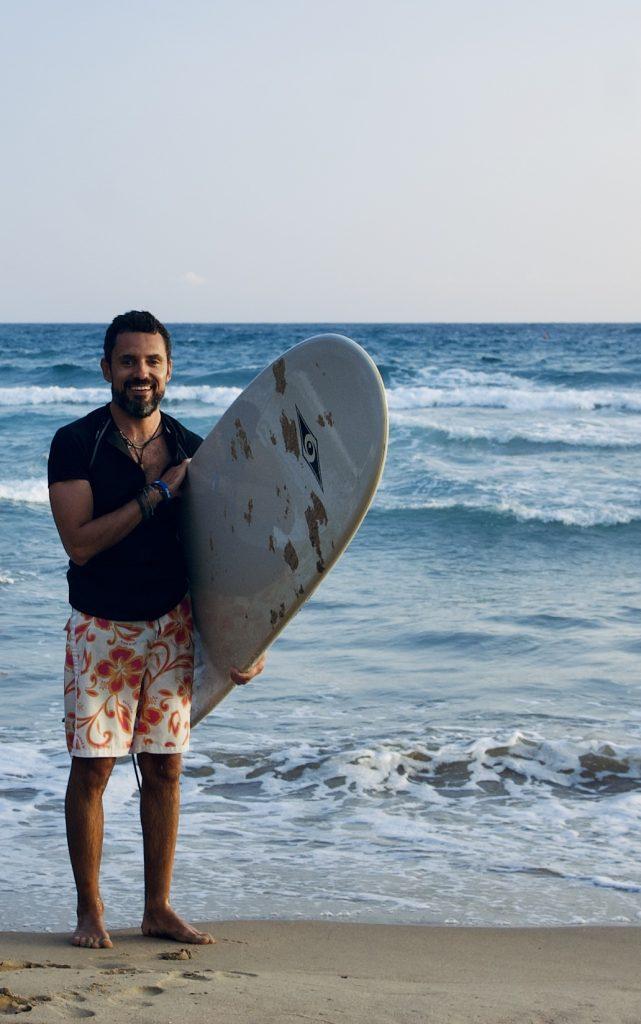 Imparare a fare surf - Nel surf, come nella vita, vince sempre chi si diverte di più