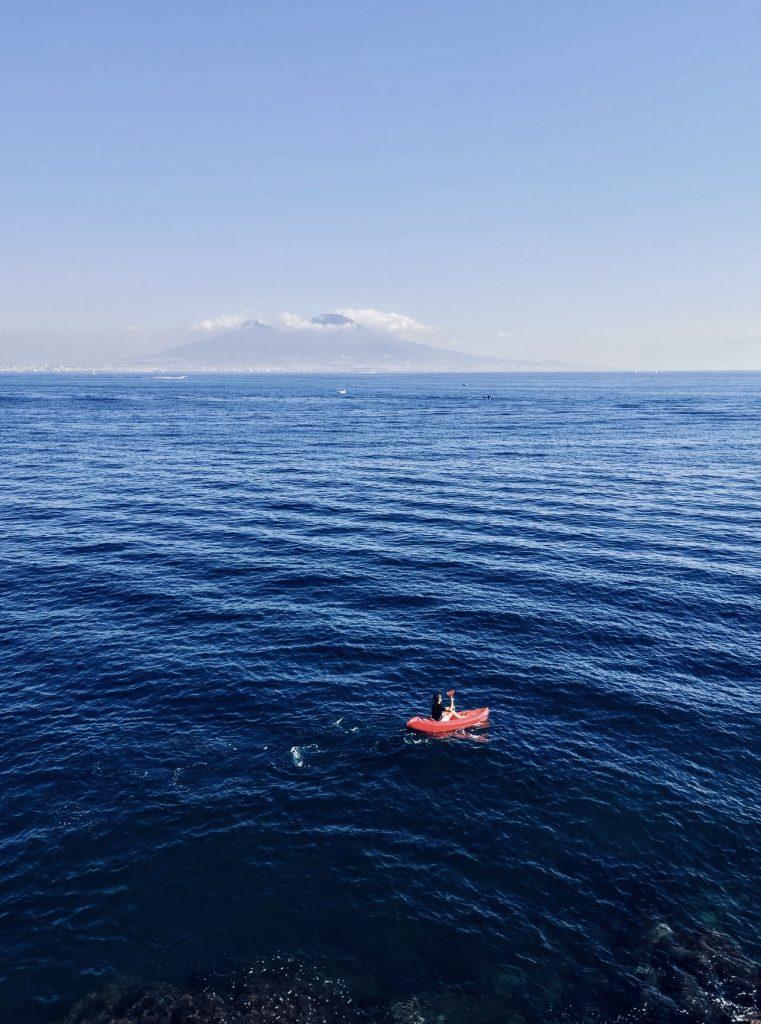 """Napoli da visitare - i miei momenti a """"spasso"""" dentro il Golfo di Napoli"""